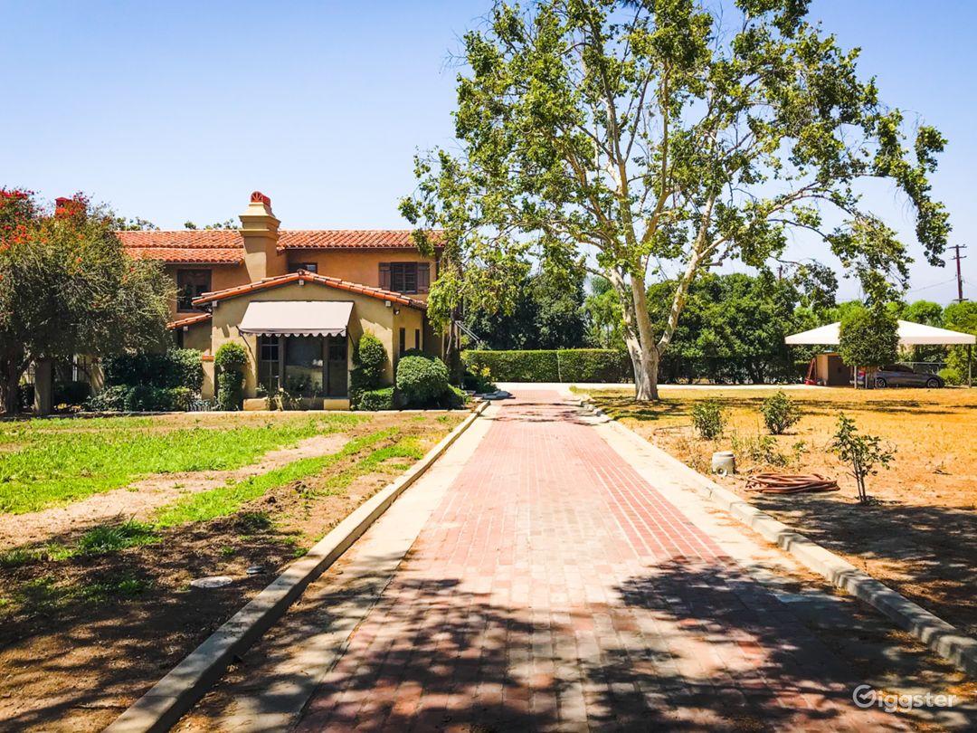 Spanish Estate Photo 4