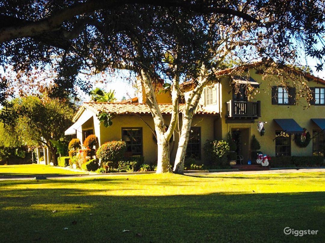 Spanish Estate Photo 1