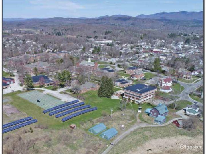 155 Acre, Quintessential Vermont College + Farm  Photo 2
