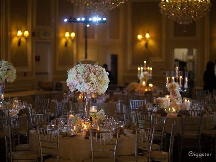 Amazing Ballroom for Events  Photo 2