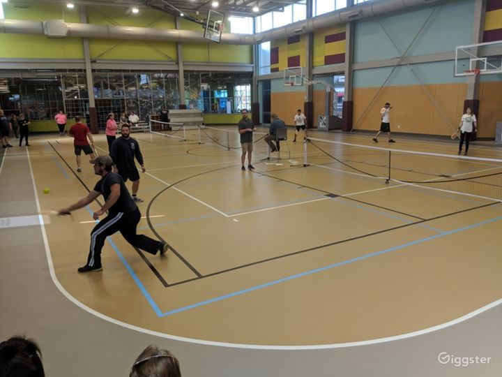 Gymnasium - Pickleball