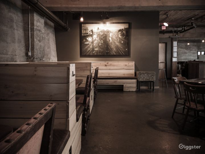 Wooden Designed Bar with Rightly-Crafted Cocktails Photo 4