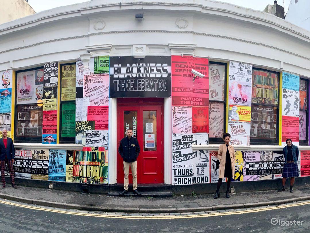 Latest TV and Recording Studio in Central Brighton Photo 1