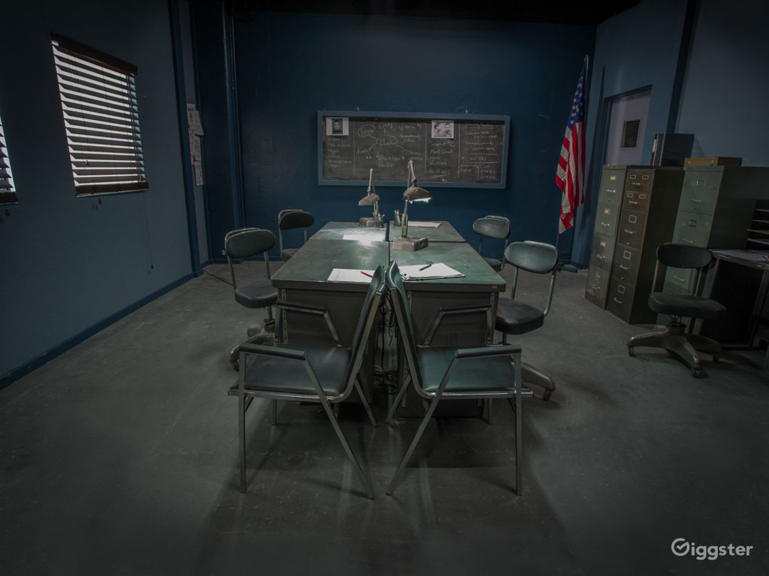 Police Station Standing Set Photo 4