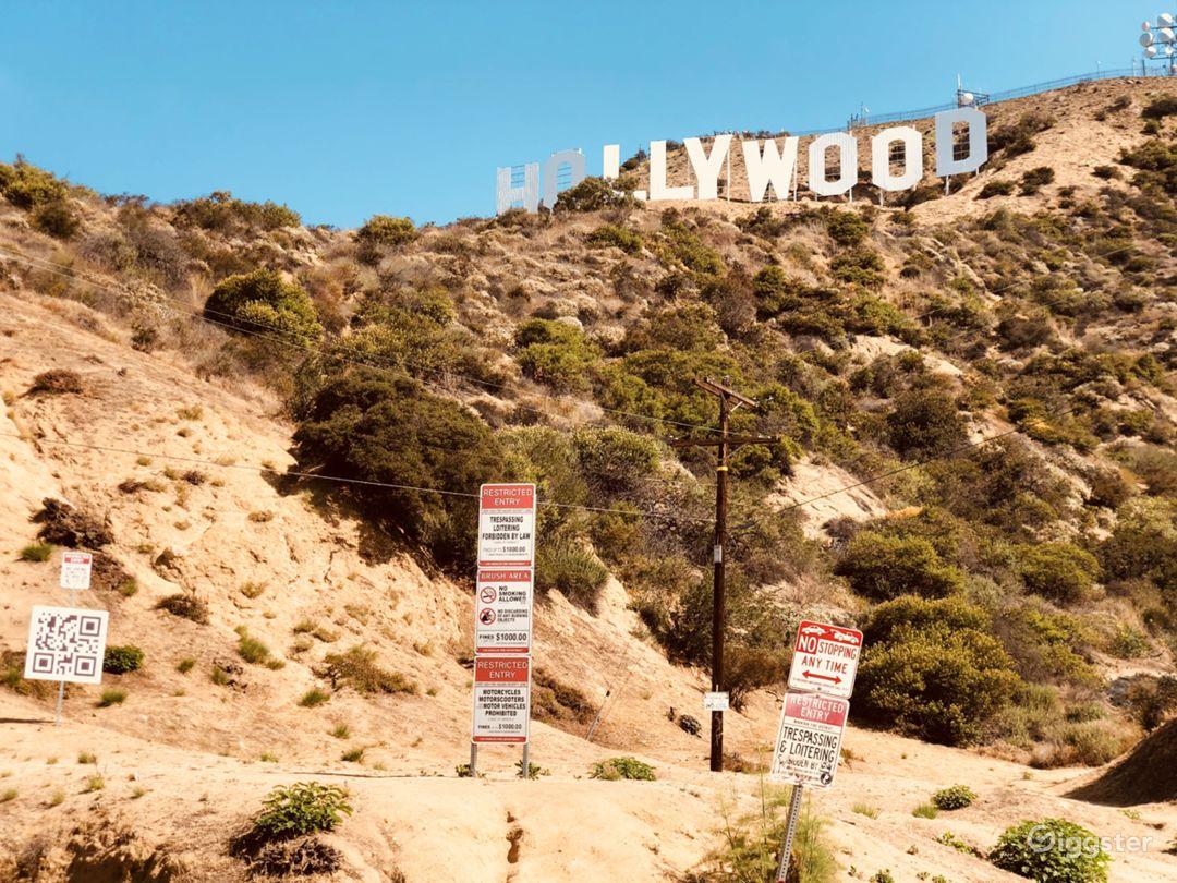 Hollywood Sign Adjacent Lot Photo 4
