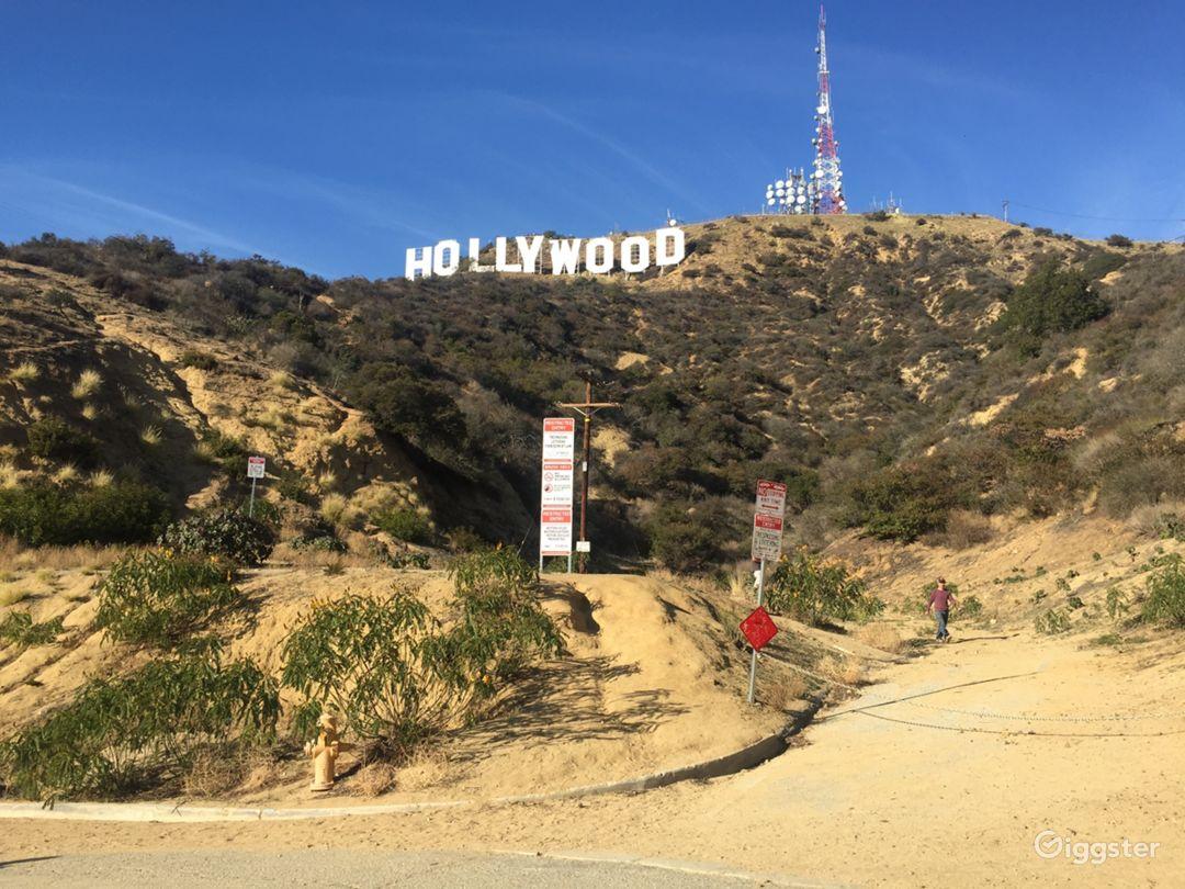Hollywood Sign Adjacent Lot Photo 2