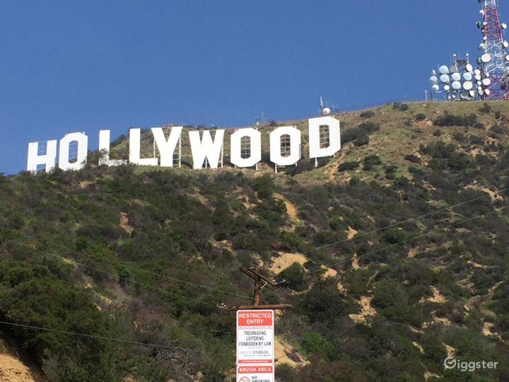 Hollywood Sign Adjacent Lot Photo 3