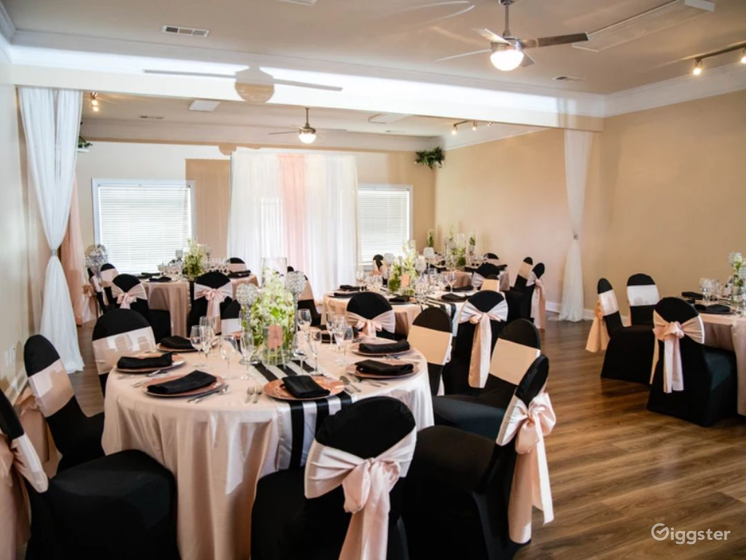 Event Space with an Outdoor Patio (Full Buyout) Photo 1