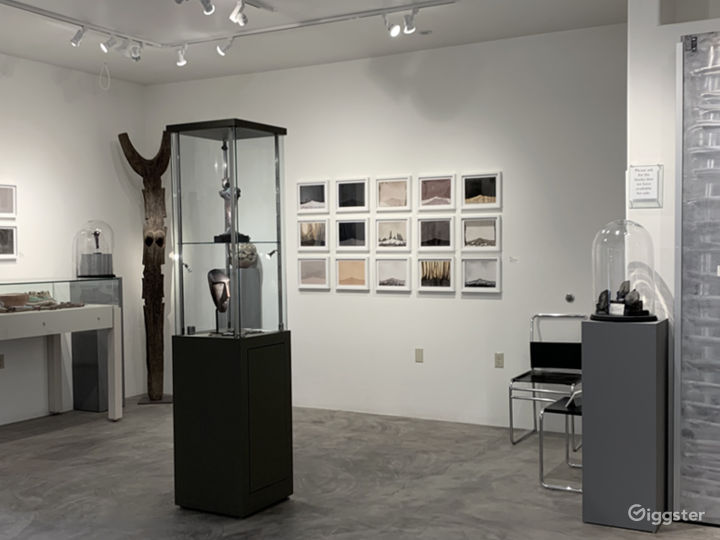 Remodeled Spacious and Elegant Gallery Space Photo 5