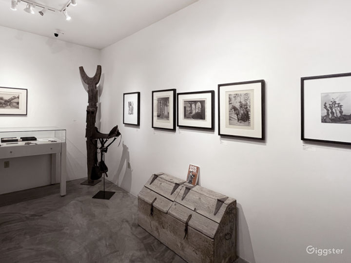 Remodeled Spacious and Elegant Gallery Space Photo 4