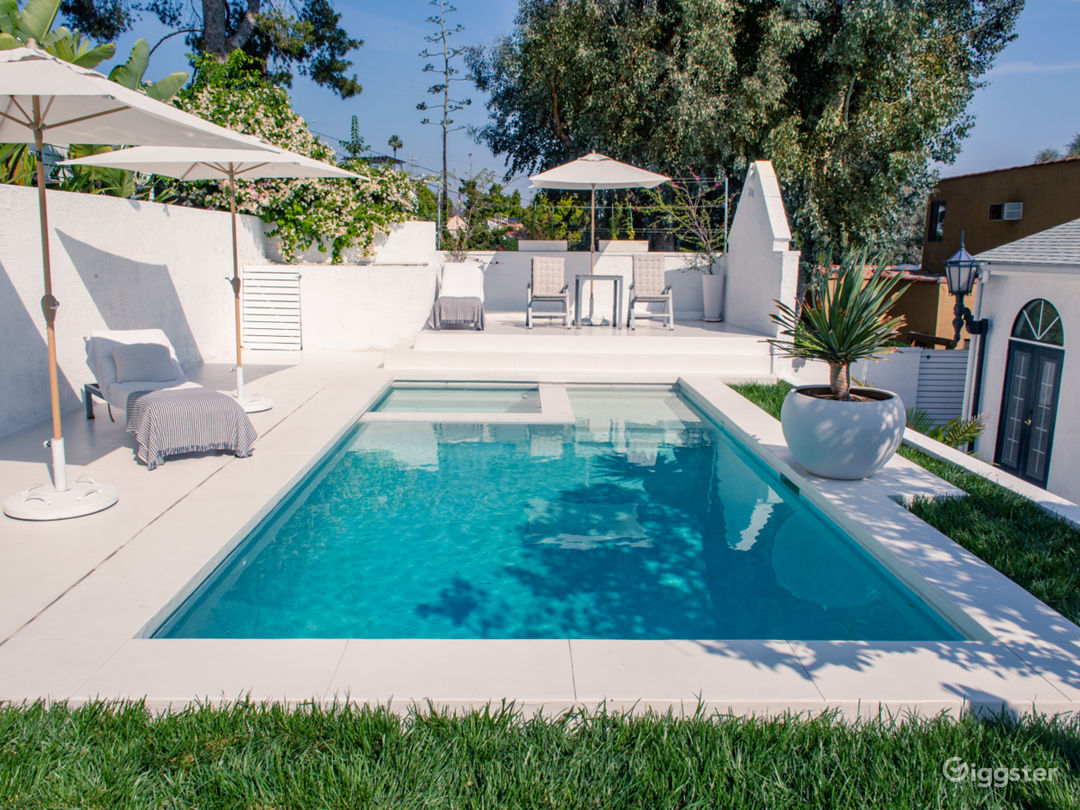 Poolside in Silver Lake Photo 4