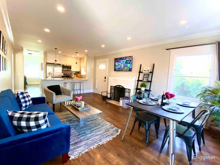Stylish Craftsman Home w/Jacuzzi in North Park Photo 3