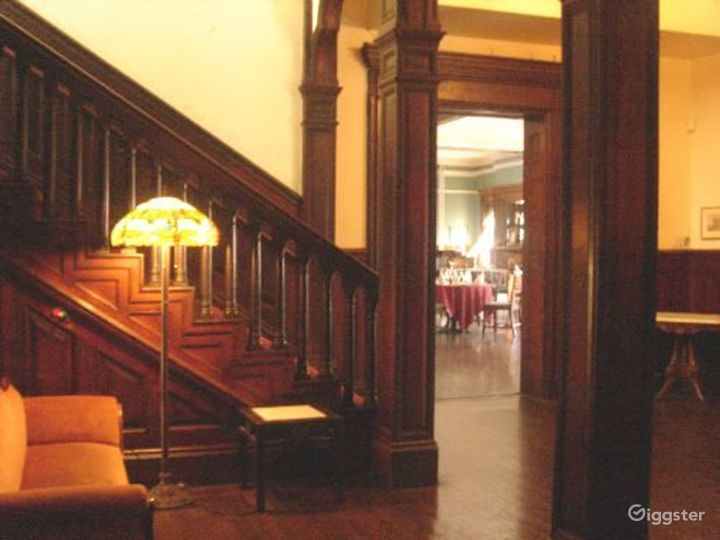 Members club and event space: Location 1768