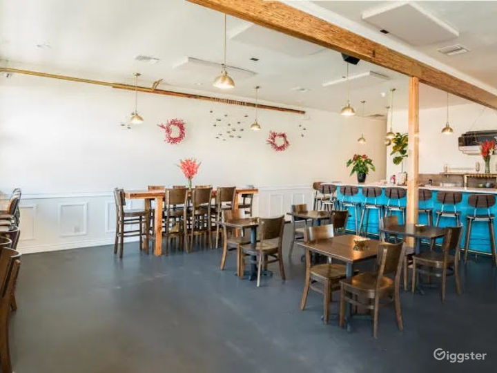 Dynamically Superb Restaurant in Los Angeles Photo 3
