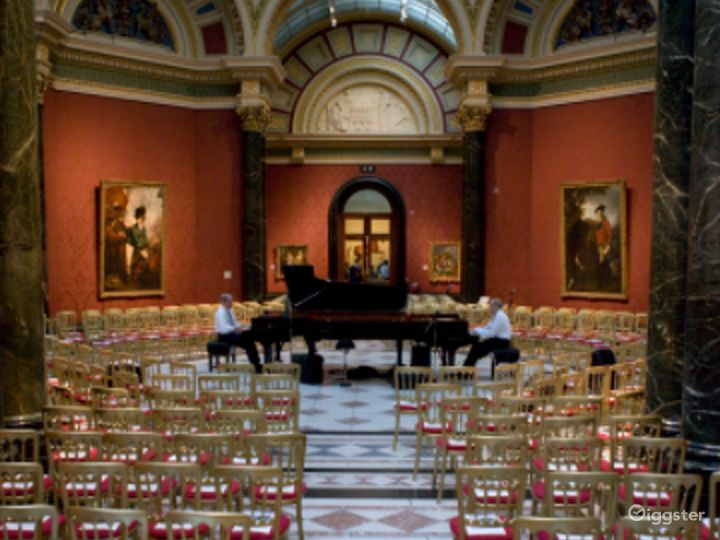 Barry Rooms in The National Gallery, London Photo 4