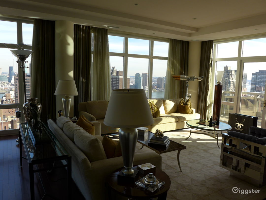 Penthouse With Spectacular NYC View  Photo 2