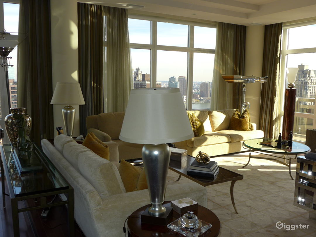Penthouse With Spectacular NYC View  Photo 4
