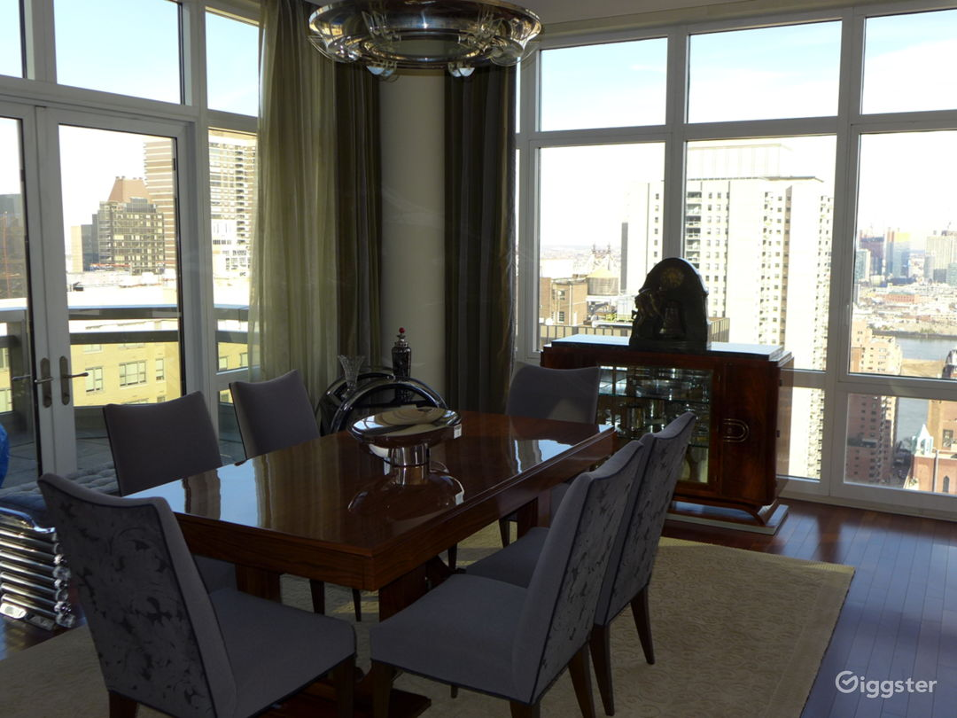 Penthouse With Spectacular NYC View  Photo 5