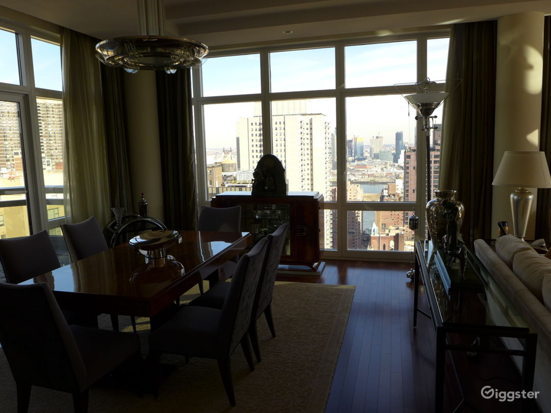 Penthouse With Spectacular NYC View  Photo 3