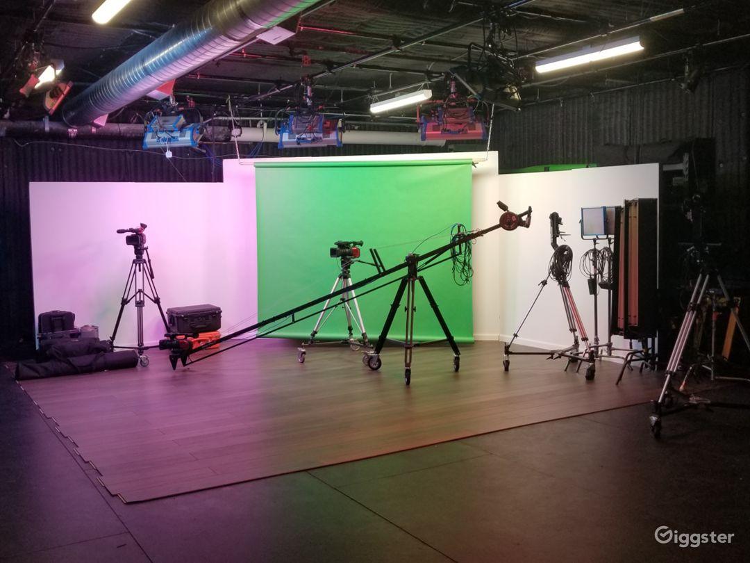 Amazing and Versatile Studio Sound Stage on Lot Photo 3