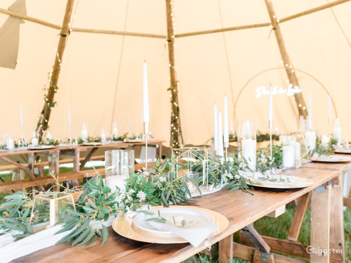 All In One Event Space and Barn with Country Side Views Photo 5