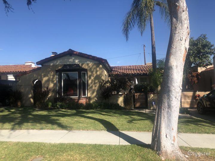 Spanish Style home in quiet neighborhood