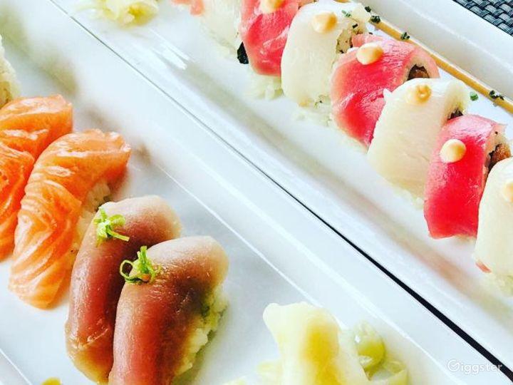 Sushi Bar in Santa Monica Photo 4