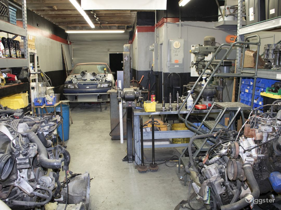 High Performance Engine Building Shop Photo 5