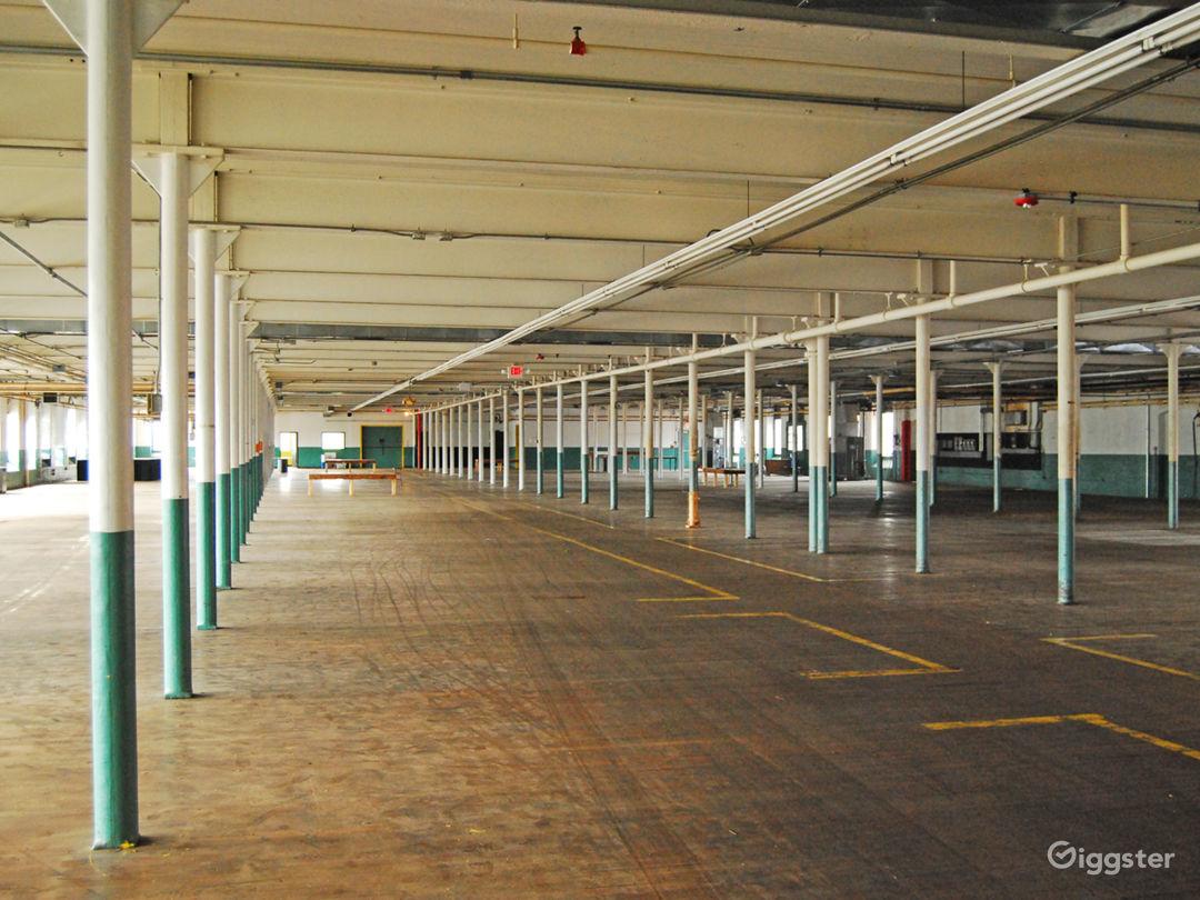 Empty mill