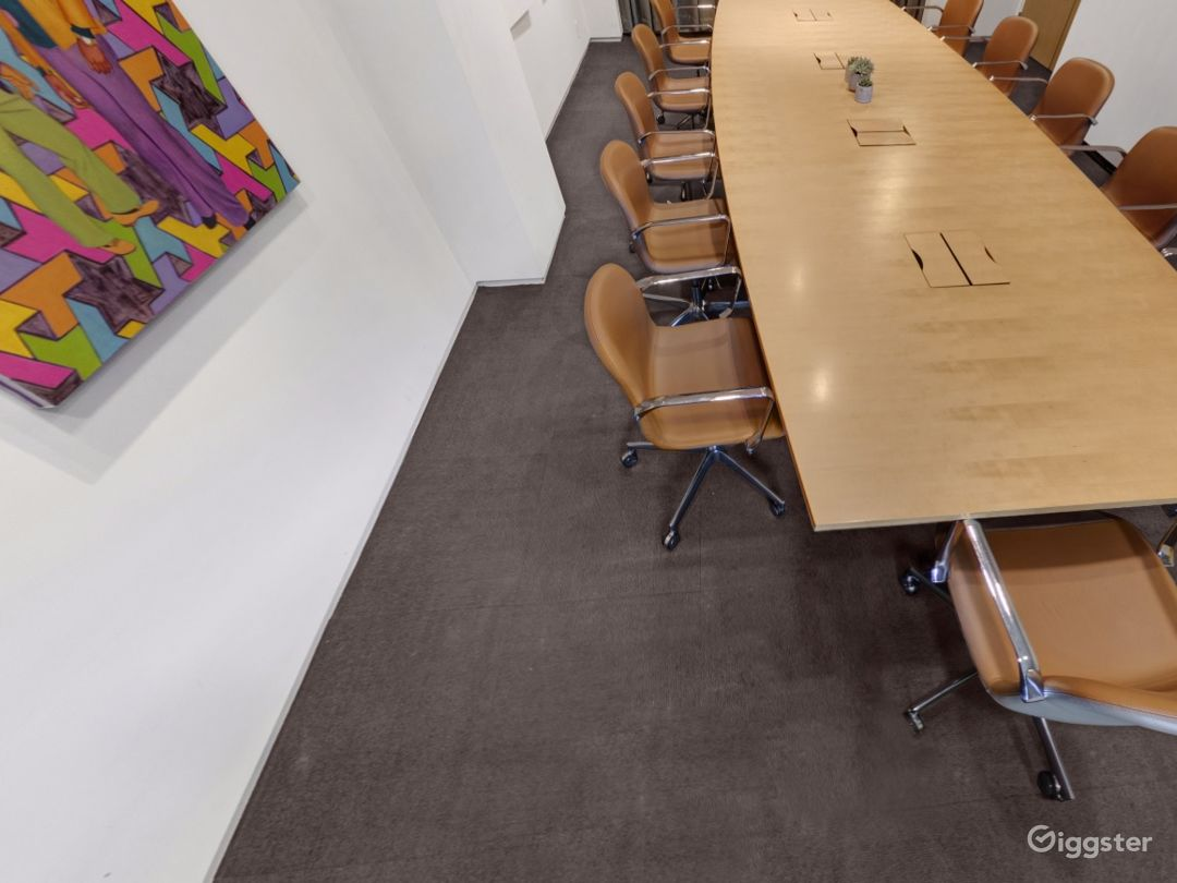 The Museum's Artistic Conference Room Photo 1