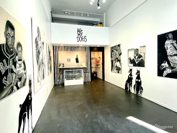Multifunctional - Arts and Events Gallery in Downtown Oakland Photo 4