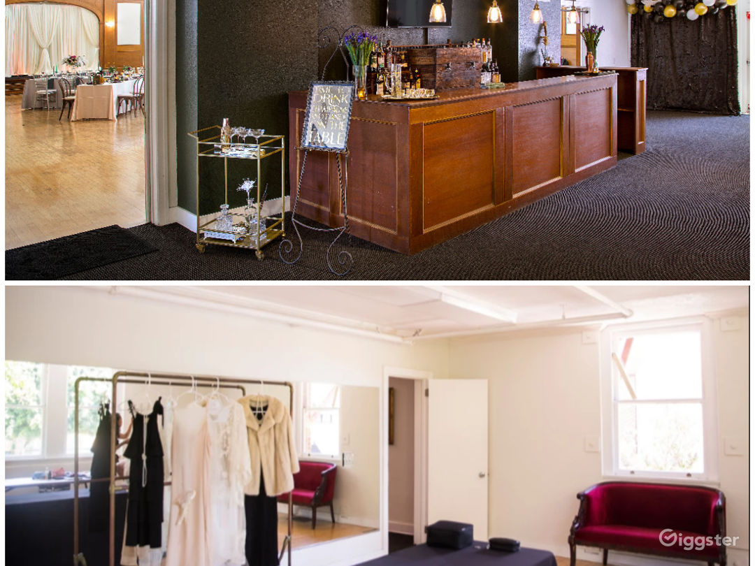 Classy Lobby with Historical Charm and Small Studio Photo 1