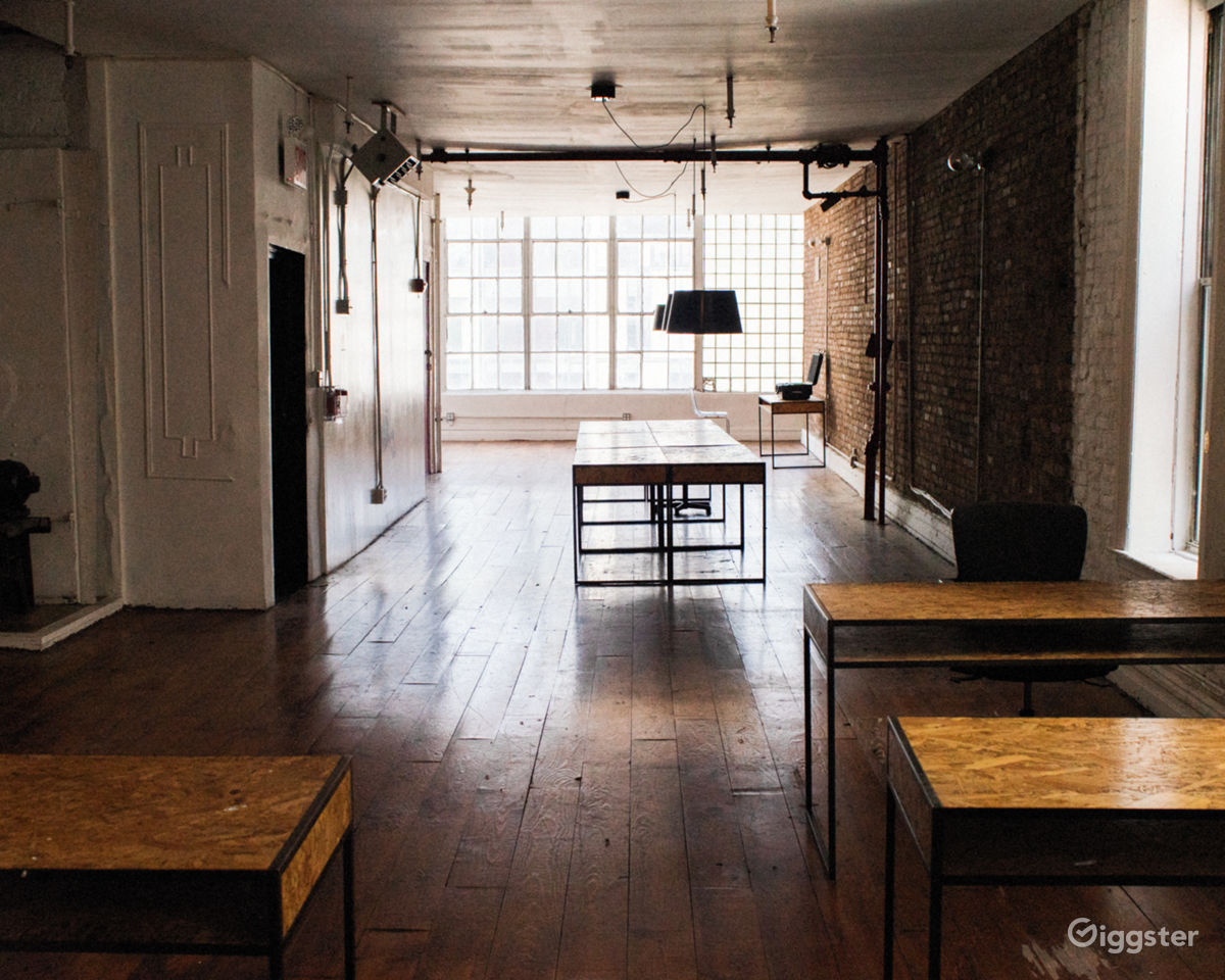 Rent The Loft Studio In Lower East Side Chinatown Area