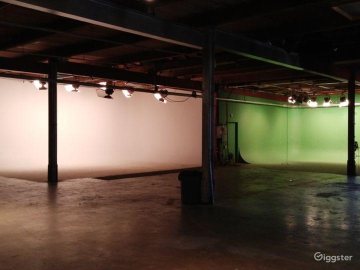 W. Chicago Studio Space