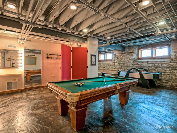 Cave 3- A Game Room/ Groom's Suite in Noblesville Photo 4