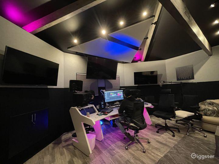 MUSIC STUDIO - Modern, Exclusive, Professional  Photo 3