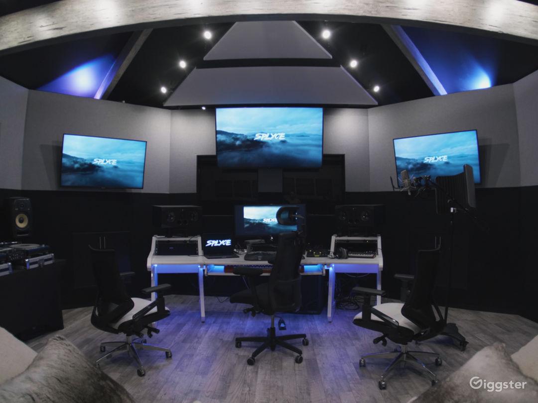 MUSIC STUDIO - Modern, Exclusive, Professional  Photo 1