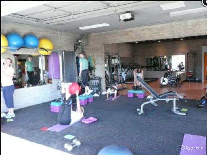 Fitness facility with a Cool Vibe Photo 5
