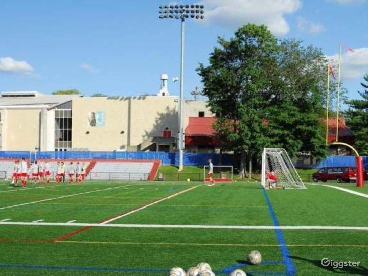 School athletics faculty: Location 4267 Photo 5