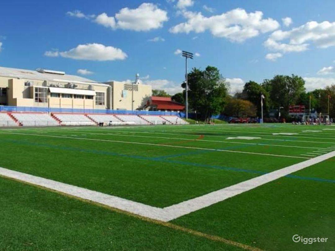 School athletics faculty: Location 4267 Photo 1