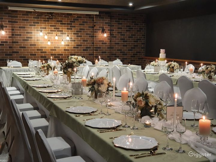 Rustic King Island Room for Celebrations Photo 4