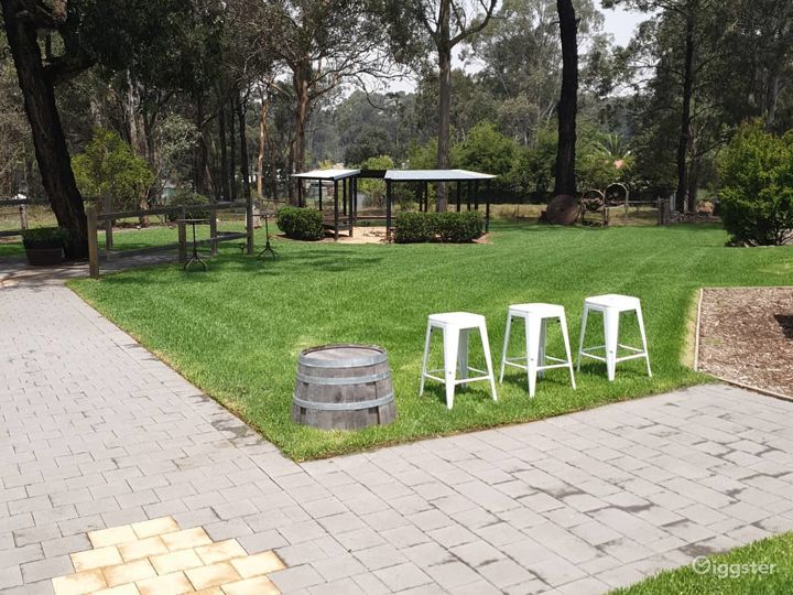 Huge Garden for Event  in Appin Photo 5