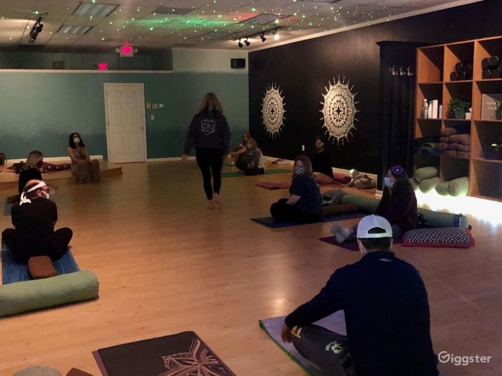 Unique Studio Space for Wellness Events Photo 3