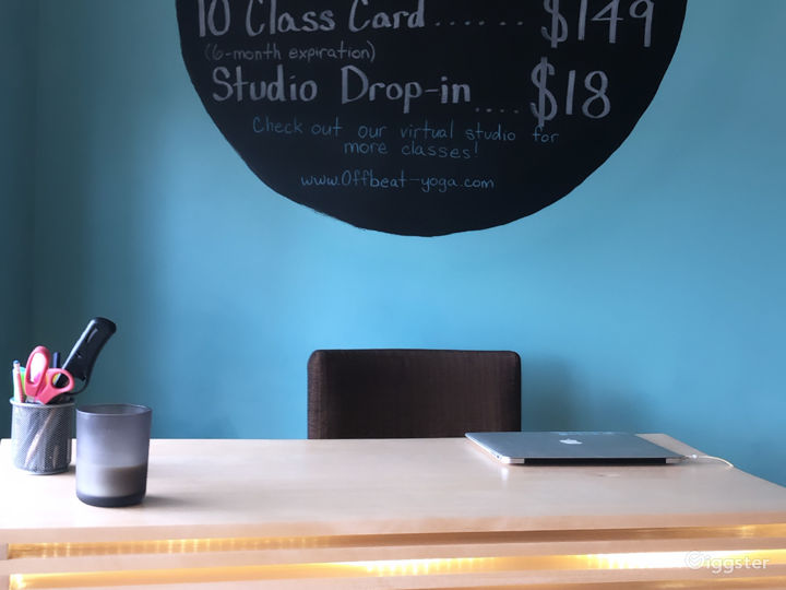 Unique Studio Space for Wellness Events Photo 4