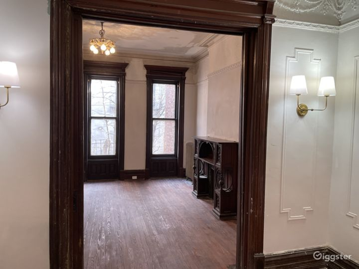 Historic 1895 Brooklyn Brownstone Photo 4