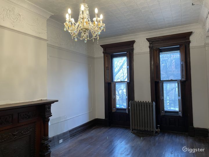 Historic 1895 Brooklyn Brownstone Photo 5