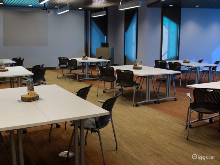 Combined Classroom A & B