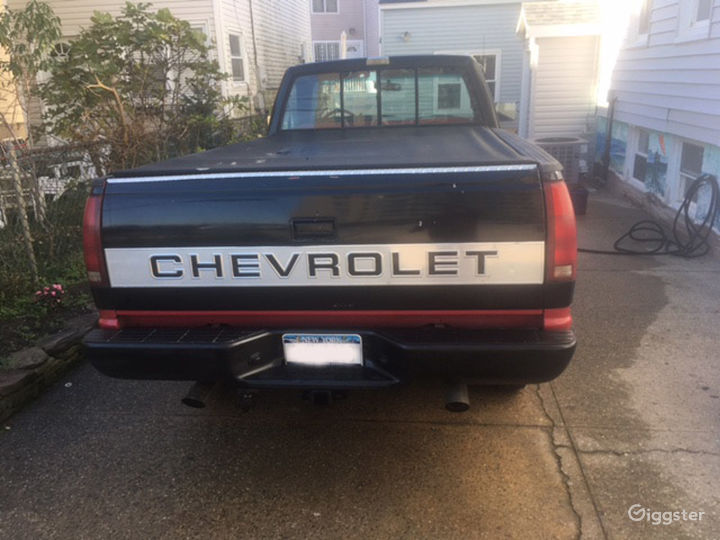 Chevy Pick up Truck Photo 5