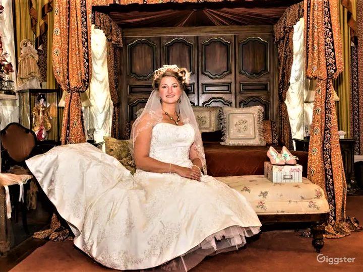 Victorian Bridal Suite in Louisiana Photo 4