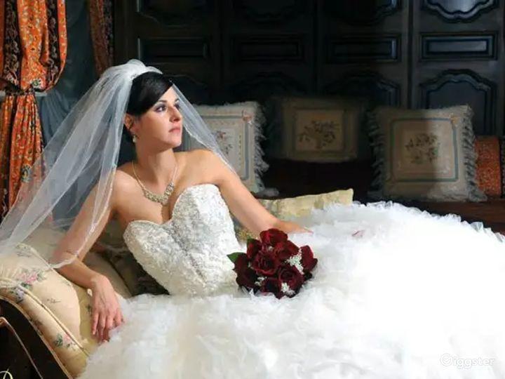 Victorian Bridal Suite in Louisiana Photo 5